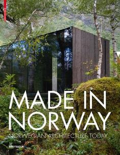 """""""Made in Norway """" . Norwegian architecture has received a lot of international attention in recent years. This is the first publication that presents a selection of the best of these projects in one book, demonstrating Norwegian architects' responses to a variety of different situations, both natural and urban. The natural landscape is a strong influence in many of these building projects, and elegant and sensitive proposals drawing on a close relationship with nature ..."""""""