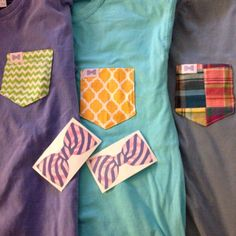 pocket-tees from fraternity collection