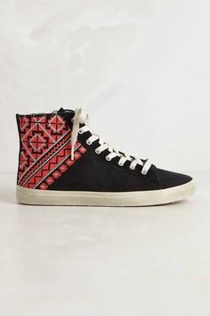 6da7cdf543b267 Sneakers by Luvocracy Neon embroidery