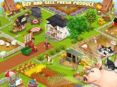 Hay Day... Love this game!