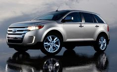 Ford Edge. Not sure if I want this or a truck