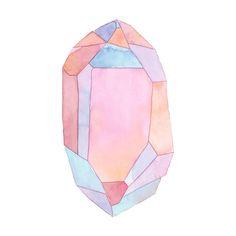 Hollie Martin | Crystal print