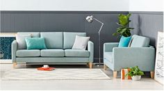 Vance Sofa Package | Domayne