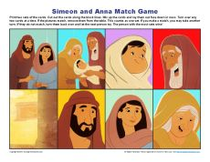 Simeon and Anna Saw Jesus Archives - Children's Bible Activities Toddler Sunday School, Sunday School Lessons, Sunday School Crafts, Lessons For Kids, Bible Lessons, Jesus Crafts, Bible Story Crafts, Bible Stories For Kids, Preschool Bible