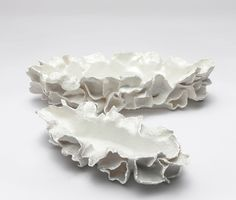 COCO TRAY: Artfully reproduced coral in the shape of a tray. #madegoods #homedecor #objects #tray #decorative