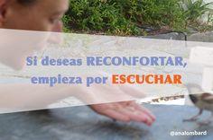 #frases de #AnaLombard #idstress #gestionestres #calma #relax #empatia enlacebcn.com idstress.com