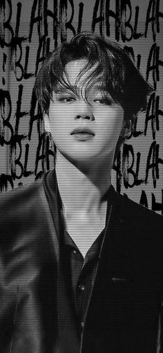 Foto Jimin, Jimin Jungkook, Imagenes Dark, Jhope Cute, Bts Polaroid, Black Phone Wallpaper, Kpop Posters, Jimin Wallpaper, Aesthetic Painting