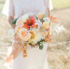 boho ranch bouquet