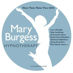 Weekly Blog Mary Burgess Hypnotherapy: New Year New You 2015So here we are week 3 of Janu...
