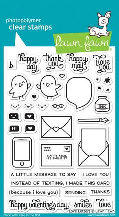 """I LOVE the sentiment """"Instead of texting, I made this card"""""""