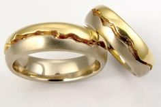 Wedding Bands - Vroomand Designs