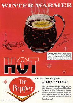 Hot Dr. Pepper. :)