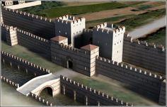 La triple muralla de Teodosio