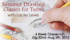 Summer Drawing Classes