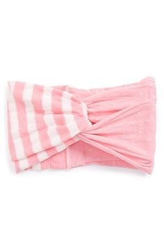 Baby Bling Twist Headband (Baby Girls) available at #Nordstrom