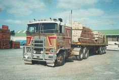 Big Rig Trucks, Semi Trucks, Cool Trucks, Road Train, Kenworth Trucks, Buses, Rigs, New Zealand, Heaven
