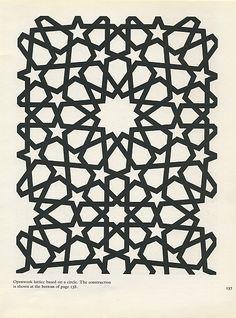 Pattern in Islamic Art, David Wade