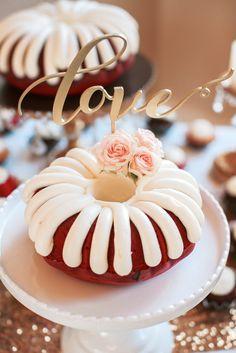 wedding catering on a budget Good Ideas Foto Pastel, Nothing Bundt Cakes, Wedding Catering, Wedding Coordinator, Sweet Buffet, Wedding Sweets, Wedding Decor, Rustic Wedding, Diy Cake Topper