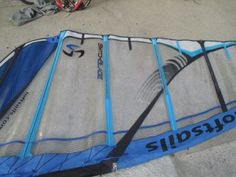 Chinook-Leucate.com : Voile Windsurf occasion The Loft switch blade 5,8 m² 2012