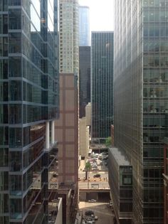 View from the Mart #NeoCon12 #neoconography #Chicago pic.twitter.com/KQy4uETL -- From @hotlead