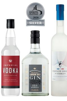 SPAR takes five medals in ISC spirits challenge Rhubarb And Ginger Gin, Sisters Magazine, Premium Gin, Magazine Titles, Take Five, London Dry Gin, Vodka Bottle, Alcohol, Challenges