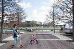 A Texas Community Aims For Urban Utopia - NPR.org