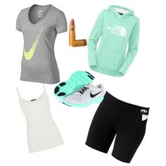 Dream workout outfit