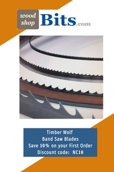 Buy all Sizes of Band Saw Blades from our online Store. Wolf Band, Woodworking Accessories, Garden Pond Design, Timber Wolf, Woodworking Clamps, Router Bits, Knives, Drill, Blade