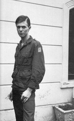 DB - for the film The Virgin Soldiers, 1968