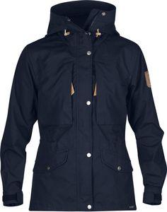 Sarek Trekking Jacket W | Fjällräven   --- Medium, Navy