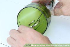 Image titled Make Wine Bottle Wind Chime Step 14