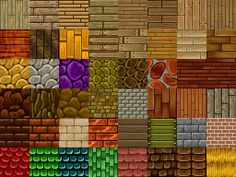 RPG Maker Tiles by Ayene-chan.deviantart.com on @deviantART