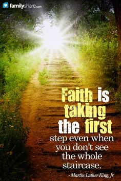 Walking by faith produces the resilience we need to come back even stronger when facing life's challenges and disappointments.