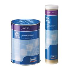 SKF LGMT 3- general purpose industrial & automotive NLGI 3 grease ,