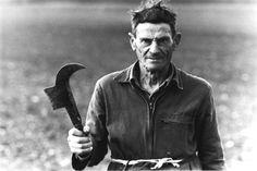 mario dondero - nel mondo di piero della francesca, contadino di arezzo