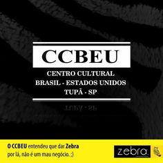 Opa, mais uma parceria! CCBEU de Tupã / SP. #DeuZebra #publicidade #propaganda #agência #Zebra #aideuzebra #agênciapp #comunicação #job #pp #empresa #empreendedorismo #empreendedor #mkt #style #design #parceria #clientes