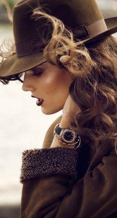 Kendra Spears for Vogue Paris November 2012