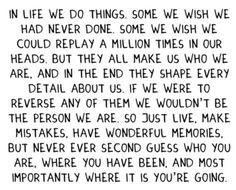 lifes mold