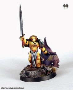 Sigismund, The Mailed Fist of Terra, Emperor's Champion, The Black Templar