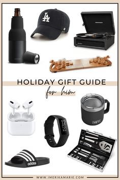 Holiday Gift Guide for Him | 15 Men-Approved Gifts Best Presents For Men, Gifts For Dad, Fathers Day Gifts, Great Gifts, Holiday Gift Guide, Holiday Ideas, Holiday Gifts, Christmas Gifts, Mini Beer Pong