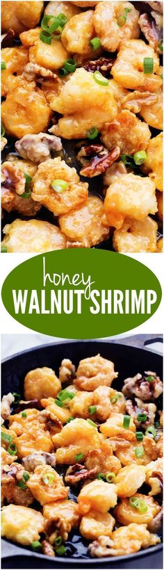 Walnut Shrimp This Honey Walnut Shrimp is SO much better than takeout! The shrimp are crispy and sweet and the best shrimp you will eat!Sweet spot Sweet spot or Sweet Spot may refer to: Best Shrimp Recipes, Fish Recipes, Seafood Recipes, Asian Recipes, Cooking Recipes, Healthy Recipes, Chicken And Shrimp Recipes, Recipies, Shrimp Dishes