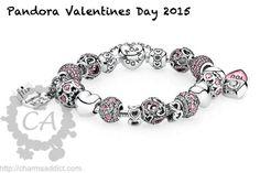 Charms Addict | Pandora Valentine's Day 2015 Details
