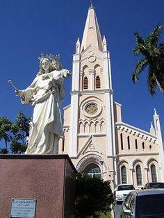 igreja de N.S> auxiliadora-Cuiabá MS.