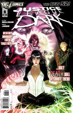 Justice League Dark #6 - In The Dark, Post-Mortem: Bloody Reunion (Issue)