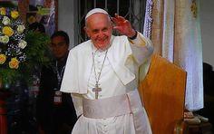 Pape François - Pope Francis - Papa Francesco - Papa Francisco - JMJ RIO 2013 - Visite de l'hôpital Sao Francisco de Assis Na Providencia