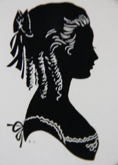 My silhouette