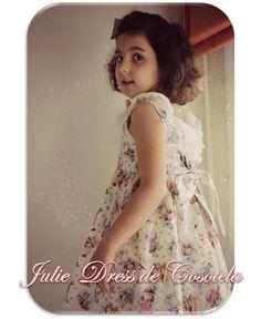El Julie Dress de Cosotela (O como enamorarse de un patr�n)