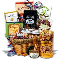 Snack Gift Basket - Classic  $59.99