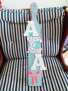 Just made for my little ΑΣΑ