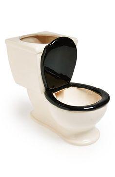 BIG MOUTH TOYS Toilet Bowl Dog Dish $20.00   Nordstrom